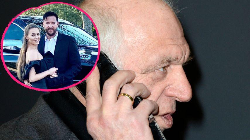 So reagiert Michael Wendlers Vater auf Hochzeit mit Laura