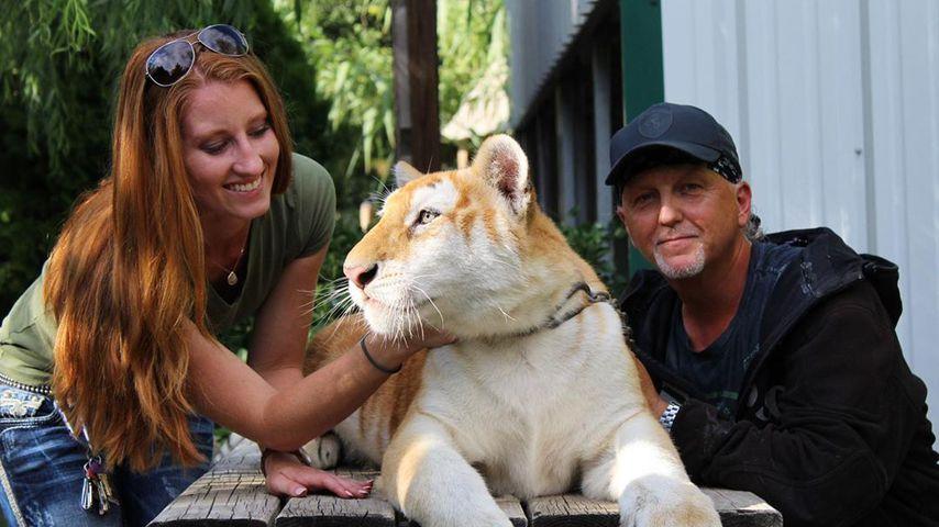 """Lauren und Jeff Lowe, bekannt aus """"Tiger King"""""""