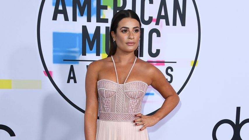 Lea Michele bei den American Music Awards 2017
