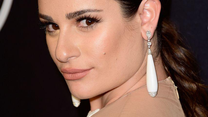 Trennungs-Bewältigung: Lea Michele stürzt sich in die Arbeit