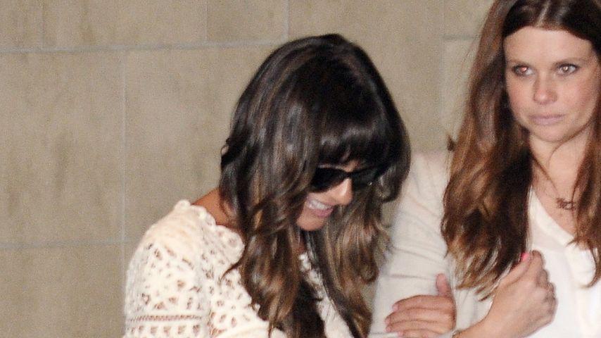 Lea Michele: Liebes-Tattoo für ihren Cory Monteith
