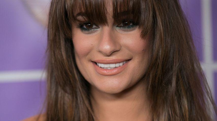 Busen-Offensive: Lea Michele lässt tief blicken