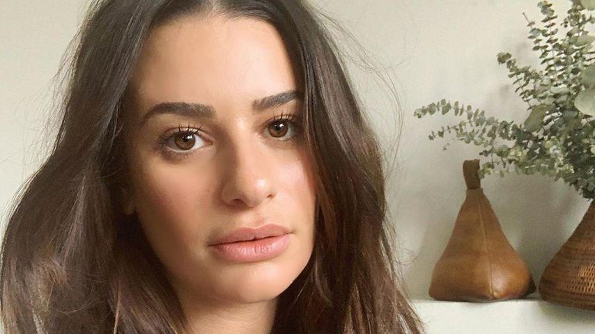 """""""Es macht keinen Spaß"""": Neu-Mama Lea Michele verliert Haare"""
