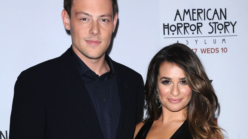Lea Michele und Cory Monteith