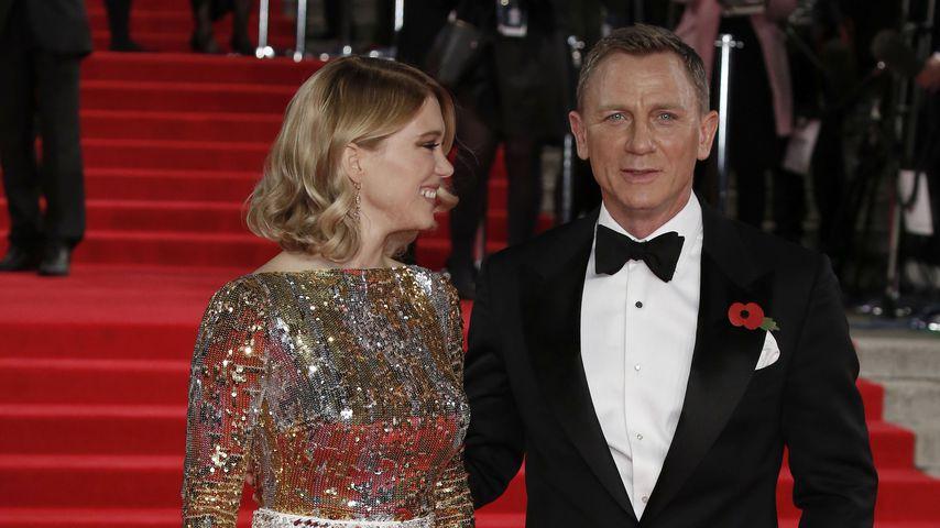"""""""Spectre""""-Spektakel: Daniel Craig zeigt sich überwältigt"""
