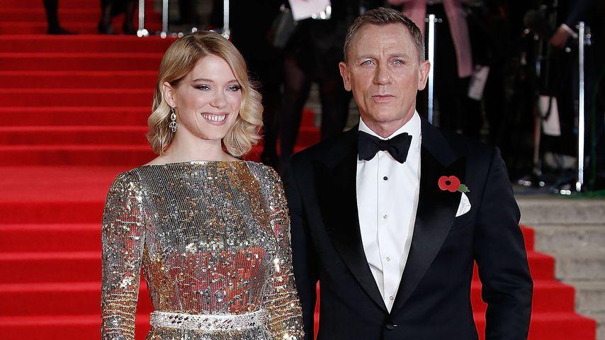 """""""James Bond""""-Details: Léa Seydoux auch bei 25. Film dabei!"""