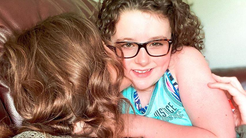 Leah Messer mit ihrer Tochter Aliannah im Mai 2020