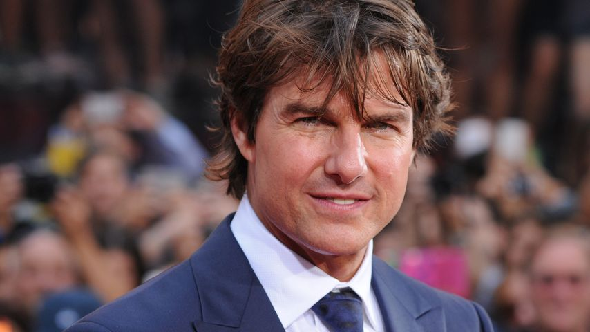 Byebye, Sixpack! Was ist mit Tom Cruise los?