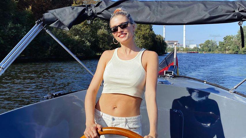 Lena Gercke im September 2020