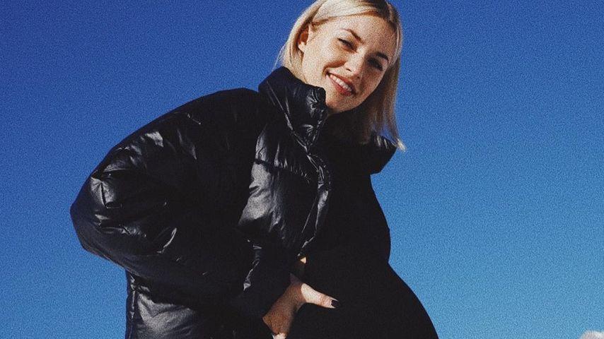 Jetzt ist es offiziell: Lena Gercke ist schwanger