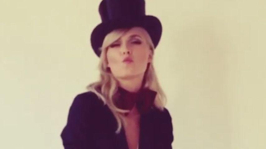Lena Gercke super sexy: 1. Video-Botschaft nach der Trennung