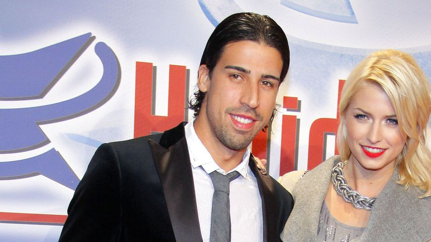 Krise? Lena Gercke & Sami verschieben Hochzeit