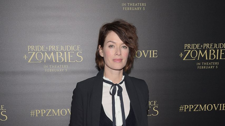 "Lena Headey bei der ""Pride And Prejudice And Zombies""-Premiere 2016"