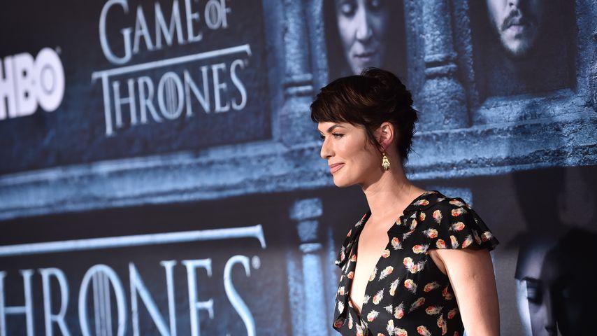 """Lena Headey auf der """"Game of Thrones""""-Premiere von Staffel 6"""
