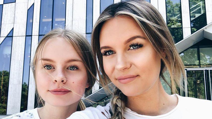 Leni Mariee und ihre große Schwester Dagi Bee