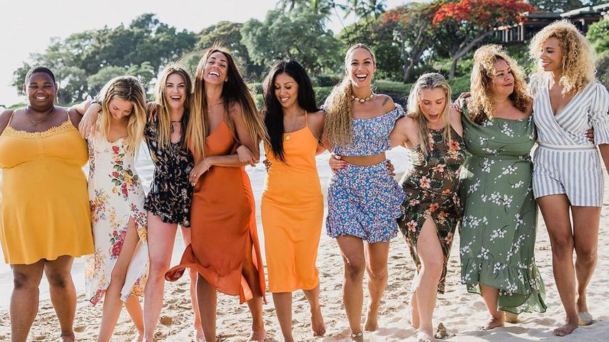 Hawaii-Traum: So feierte Leona Lewis ihre Bachelorette-Party