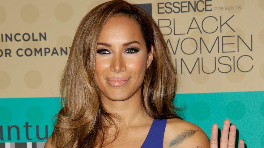Sängerin Leona Lewis