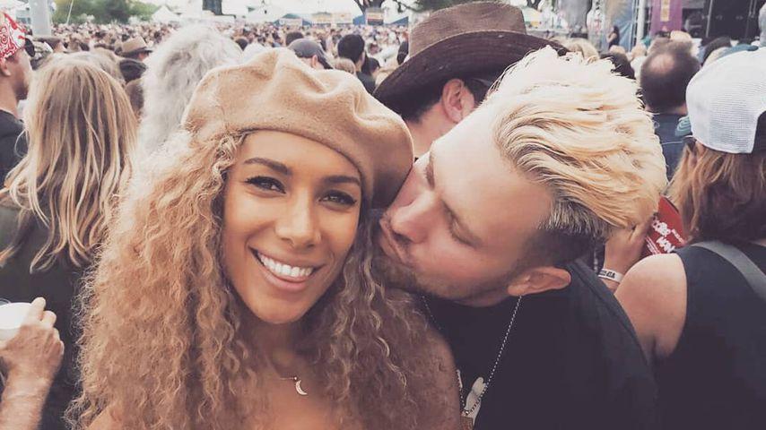Leona Lewis und Dennis Jauch haben geheiratet