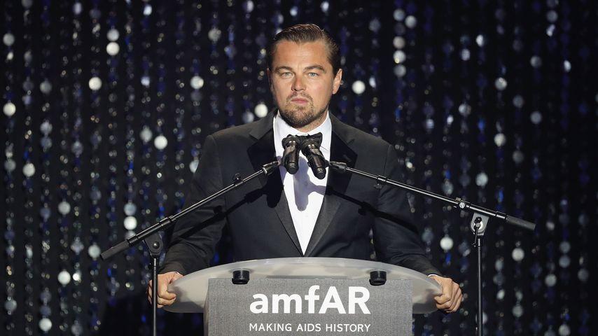 Leonardo DiCaprio auf der amfAR-Gala 2016