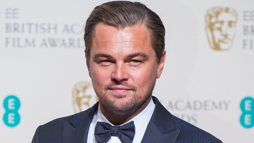 Zu hart gefeiert? Leo DiCaprio vergisst Oscar im Restaurant!