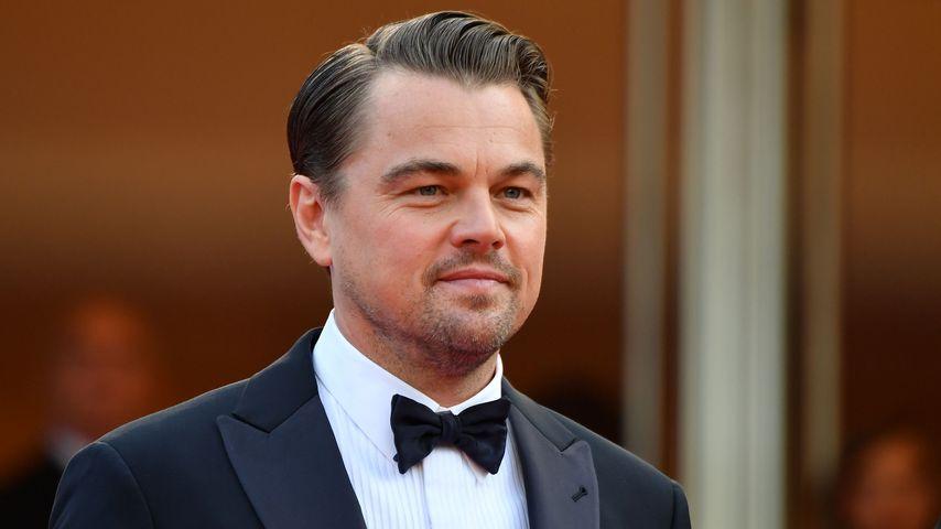 """Leonardo DiCaprio: """"War zur richtigen Zeit am richtigen Ort"""""""
