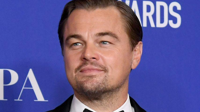 Leonardo DiCaprio in Beverly Hills, Januar 2020