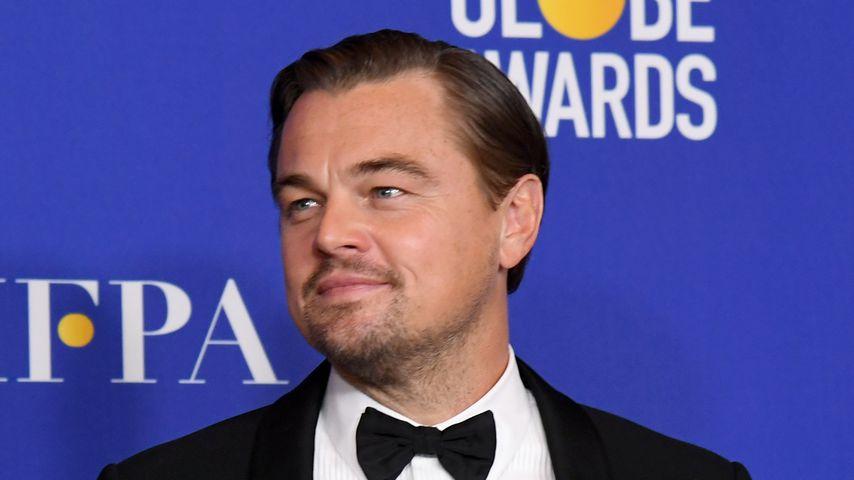 Schauspieler Leonardo DiCaprio im Januar 2020 in Los Angeles
