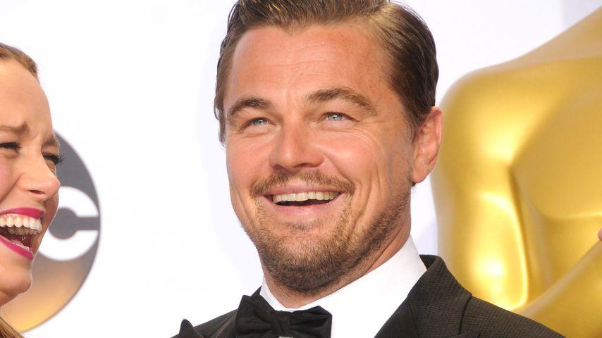 Leonardo DiCaprio bei der Oscar-Verleihung