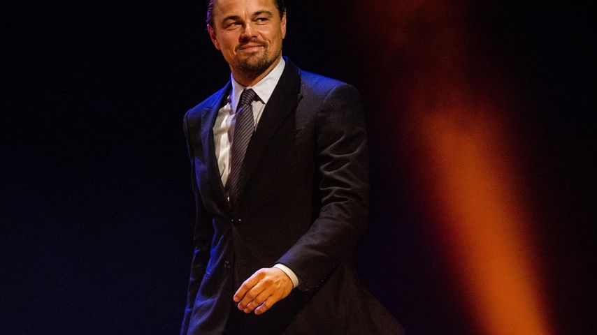 Leonardo DiCaprio auf der Goed Geld Gala in Amsterdam