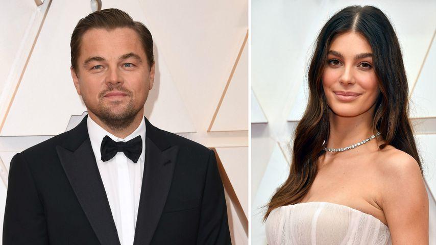 Leo DiCaprio und Camila verbringen gerade viel Zeit zusammen