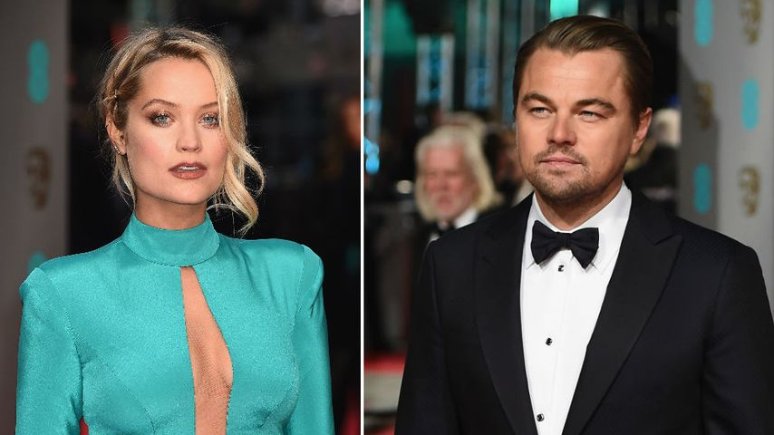 Heißer Flirt: Mit ihr feierte Leo DiCaprio bis 5 Uhr früh