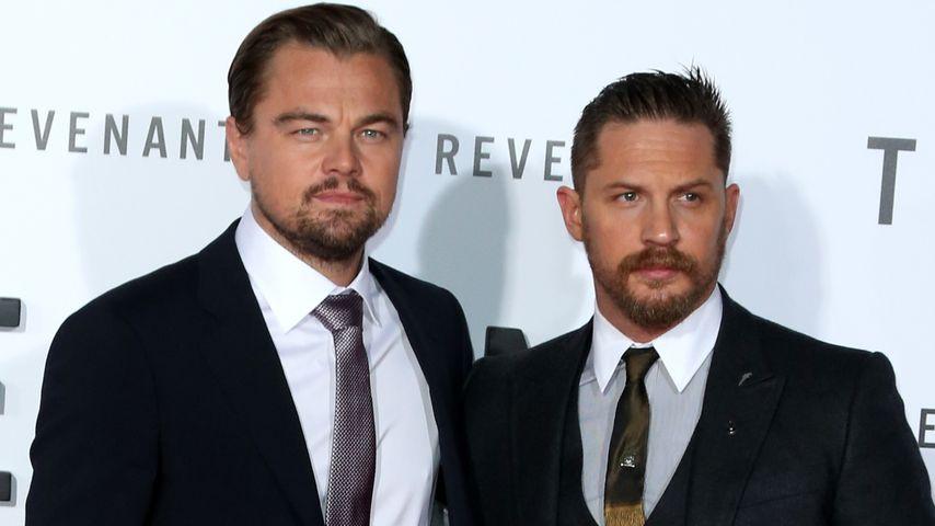 Leonardo DiCaprio und Tom Hardy