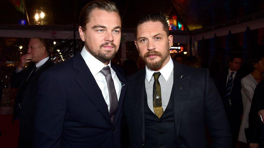 Ganz bescheiden: So feierte Leonardo DiCaprio seinen Oscar!