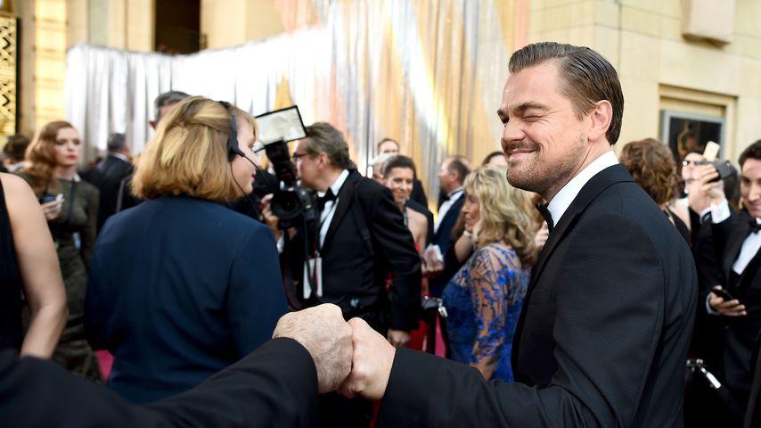 Oscar-Wahnsinn: Leonardo DiCaprio stellt Twitter-Rekord auf!