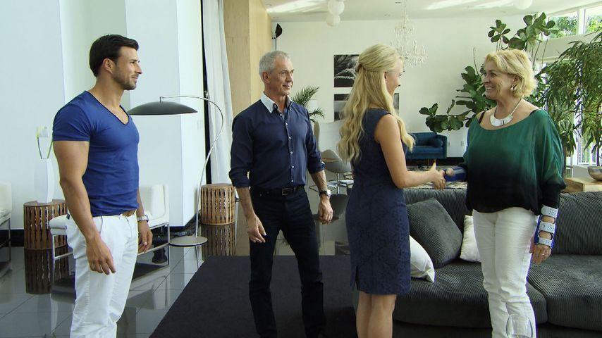 """""""Bachelor""""-Finale: Leonies Panik-Attacke vor dem Eltern-Date"""