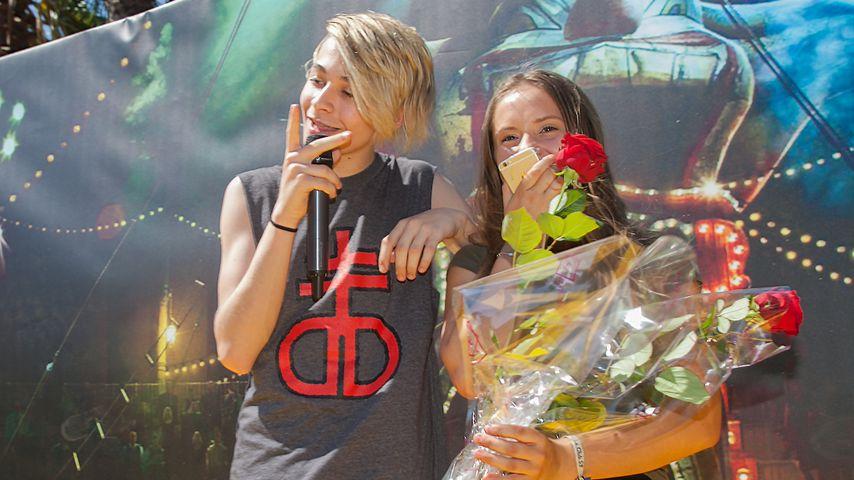 Echt? Geiss-Tochter soll Sänger von Bars and Melody daten!