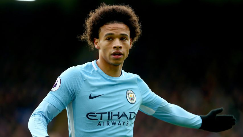 Leroy Sané, deutscher Nationalspieler