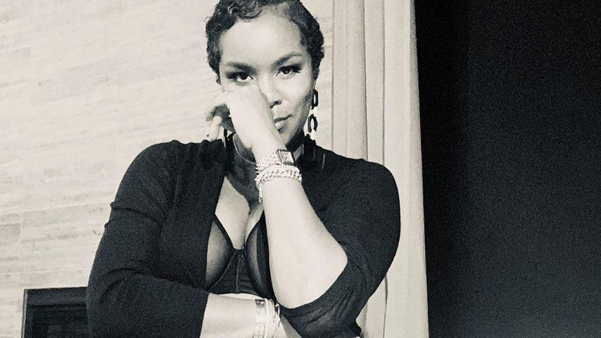 Schwanger-Endspurt: Destiny's-Child-Letoya zeigt XXL-Bauch