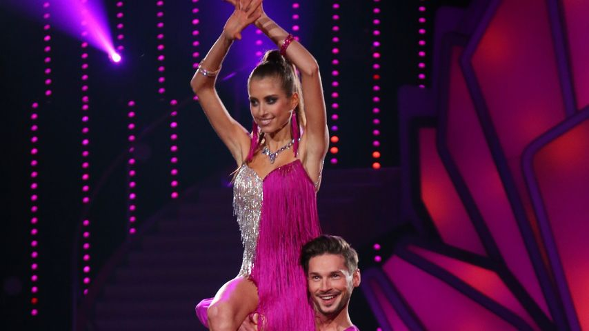 Nach Punkte-Flop: Cathy Fischer schönste Tänzerin