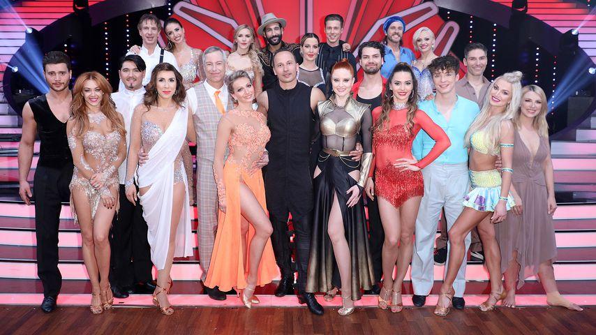 """""""Let's Dance""""-Kandidaten nach der 3. Liveshow 2018"""