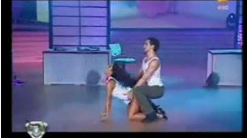 """Ouh! Porno-Tanz beim argentinischen """"Let's Dance"""""""