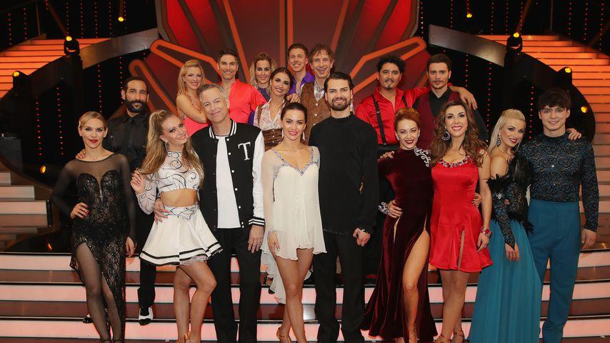 """""""Let's Dance""""-Paare nach der 5. Show"""