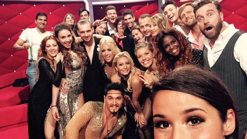 """Let's Dance""-Reunion: Promis feiern die letzte Show"