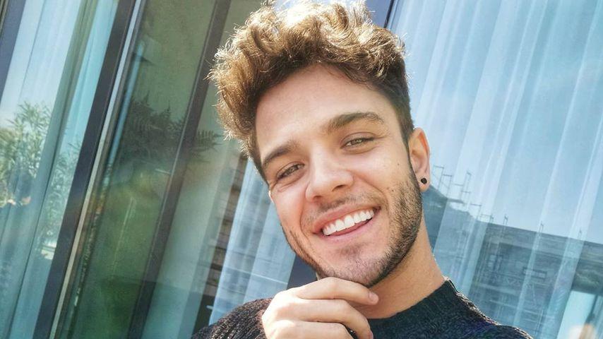 """""""Zu nett"""": Hat Luca Hänni aus diesem Grund kein Liebesglück?"""