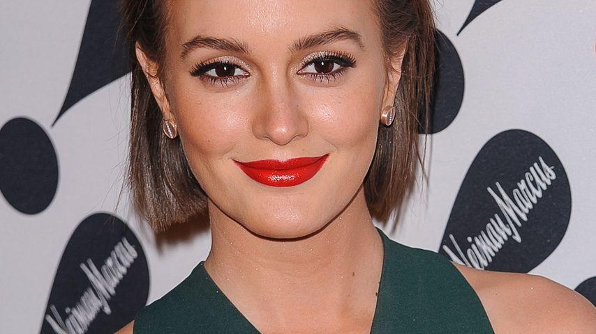 Auch Fashionista Leighton Meester hat Stil-Ikonen