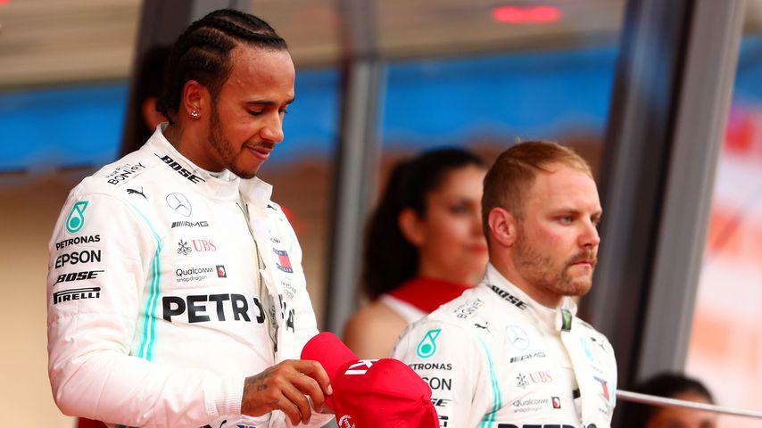 Rührende Geste: Lewis Hamilton widmet Niki Formel-1-Sieg!