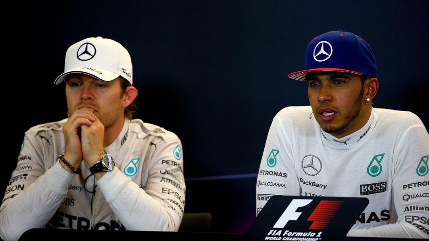 Rausschmiss droht: Rosberg & Hamilton dürfen nicht streiten