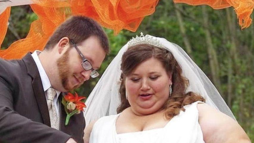 Lexi und Danny Reed bei ihrer Hochzeit 2015