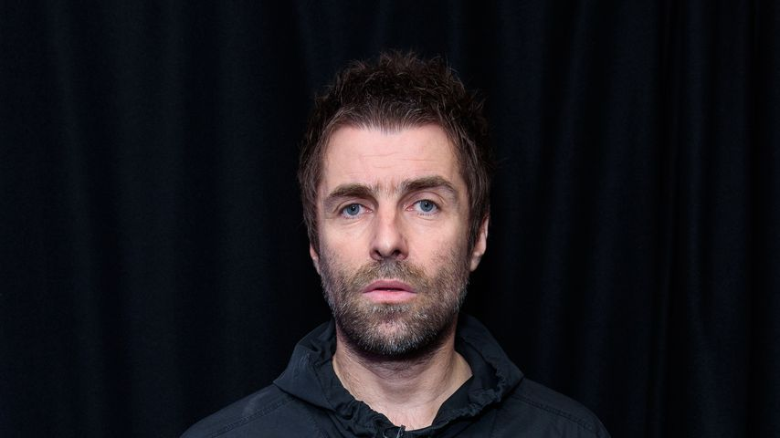 Liam Gallagher bei Absolute Radio in London