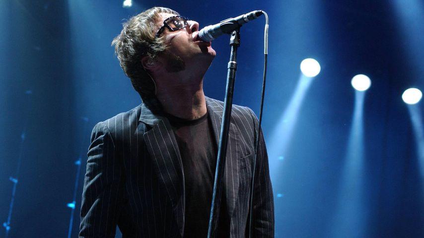 Liam Gallagher, Co-Sänger von Oasis
